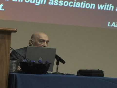 Fuzzy Logic and Beyond - A New Look by Lotfi Zadeh - Workshop on Fuzzy Logic