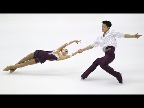 North Korean ice skaters trained for Olympics in Canada