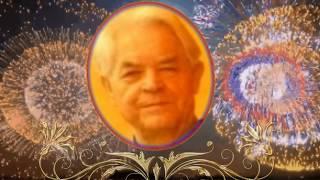 Юбилей 85 лет + Бриллиантовая свадьба 60 лет