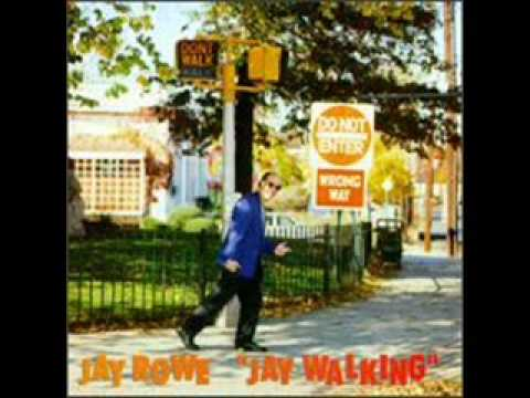Smooth Jazz / Jay Rowe - Whatever Your Heart Desires - Jay Walking 02
