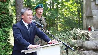 Uroczystości pod Pecynką - 31.08.2019