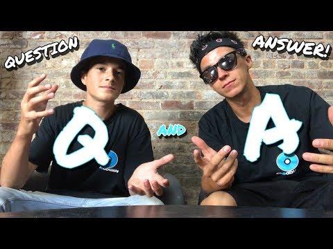 Broadway Team Q&A