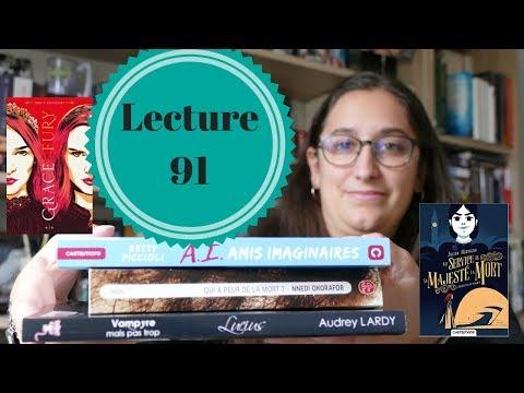 Lecture #91 trick or treat readathon #plib2019