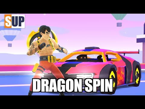 SUP MULTIPLAYER RACING DRAGON SPIN