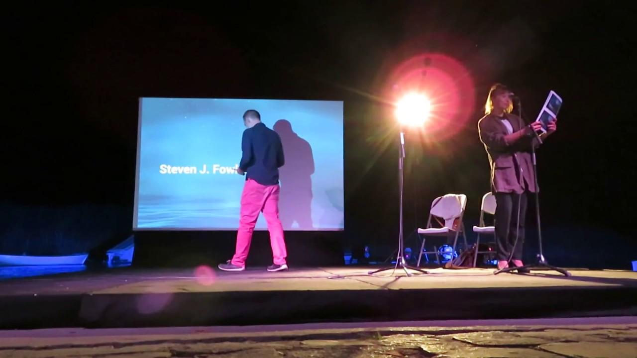 Struga Poetry Festival : Macedonia — SJ Fowler