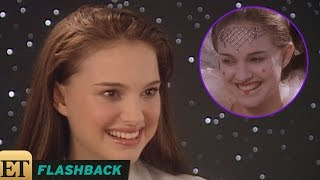 may the fourth flashback young natalie portman on her role in star wars the phantom menace