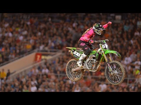 Monster Army Dominates Monster Energy Cup 2017