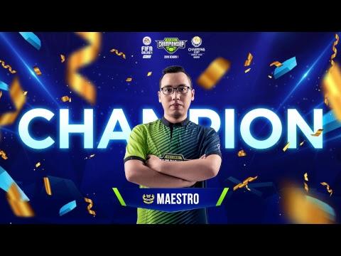 [Trực tiếp] VCK quốc gia National Championship 2019 Season 1 của FIFA Online 4