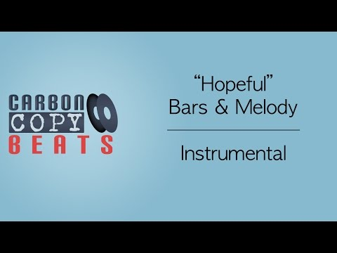 Hopeful - Instrumental / Karaoke (In The Style Of Bars & Melody)
