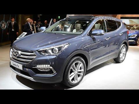 All New Hyundai Santafe 2016 7 Seaters