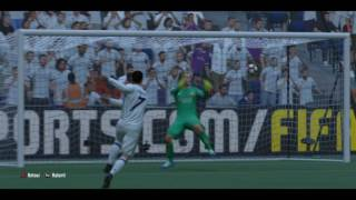 FIFA 17  Cr7:)