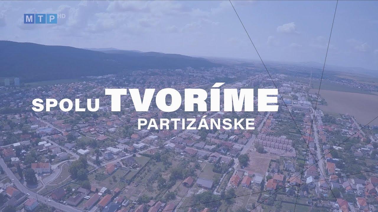 92c542b20 Spolu tvoríme Partizánske – MTP | Mestská televízia Partizánske