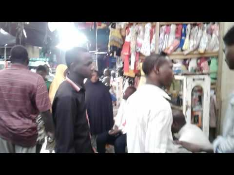 Grand Marche Niamey