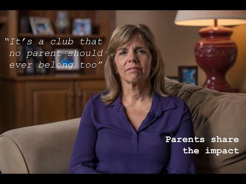 Linda's Story Part 2 – It's a club no parent should ever belong to