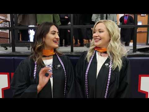 DeSales University Class of 2018 Graduation