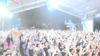 Laidback Luke - Super You & Me Governors Island NYC 6/16/12 (Gregor Salto - Azumba)