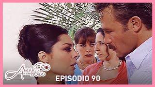 Amarte es mi pecado: Leonora y Arturo aclaran los malos entendidos | Escena C-90 | tlnovelas