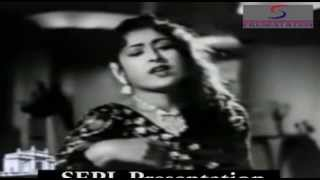 Yeh Raah Badi Mushkil Hai - Geeta Dutt - GATEWAY OF INDIA - Bharat Bhushan,Madhubala,Johnny Walker