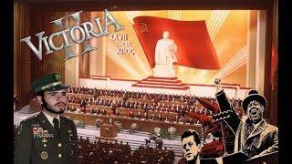 VAMOS FAZER O COMUNISMO FUNCIONAR??? - Victoria 2 CWE URSS - (Gameplay/PC/PT-BR) HD