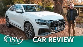 Audi Q8 2019 - The Highlight features