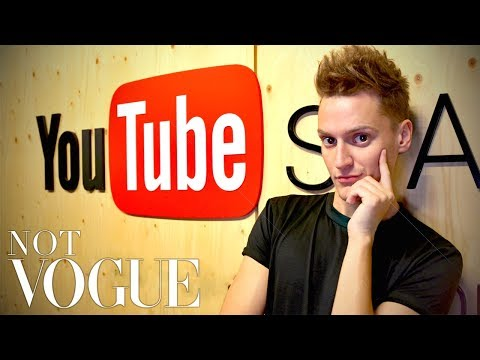 73 Questions With YouTuber Philip Green | Vogue Parody
