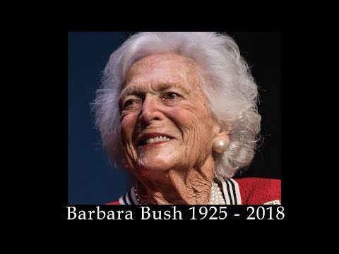 Watch Live - The Funeral Of Barbara Bush
