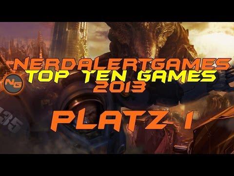 NERDALERTGAMES TOP 10 GAMES 2013 PLATZ 1