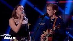 The Stream - Emelie Hollow og Mathias Gundhus   America (Simond & Garfunkel)