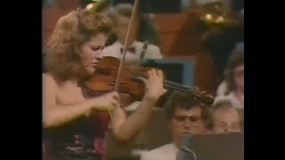 ANNE SOPHIE MUTTER, Violin Concerto in A minor, Op. 53, Antonin Dvorak