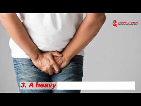 5 Symptoms Of Testicular Cancer || Dr. Pradeep Bansal Urologist Specialist