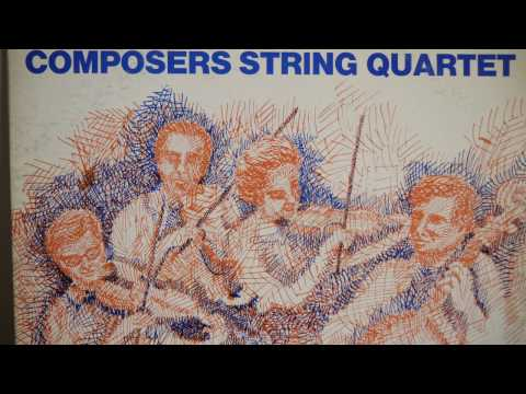 Avant Garde Compositions for String Quartet 1969