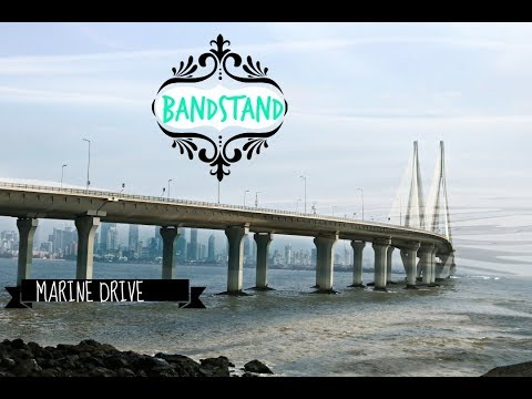 THE PLACE TO HANGOUT BANDSTAND VLOG Mumbai  India