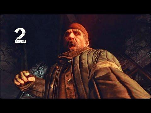 Прохождение Call Of Duty: Black Ops (XBOX360) — Часть 2: Воркута