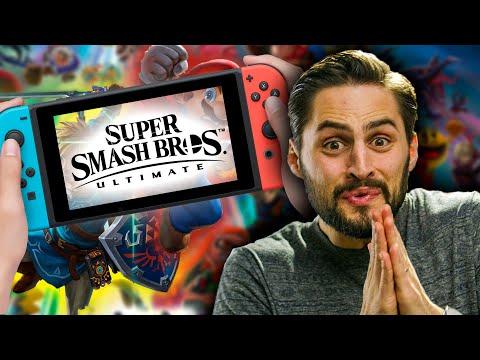 Super Smash Ultimate LEAKED!