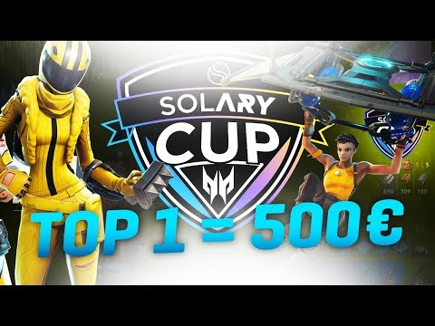 SOLARY CUP GAME #1 - LE TOP 1 A 500€ !! 😱 SOLARY CUP BY ACER PREDATOR