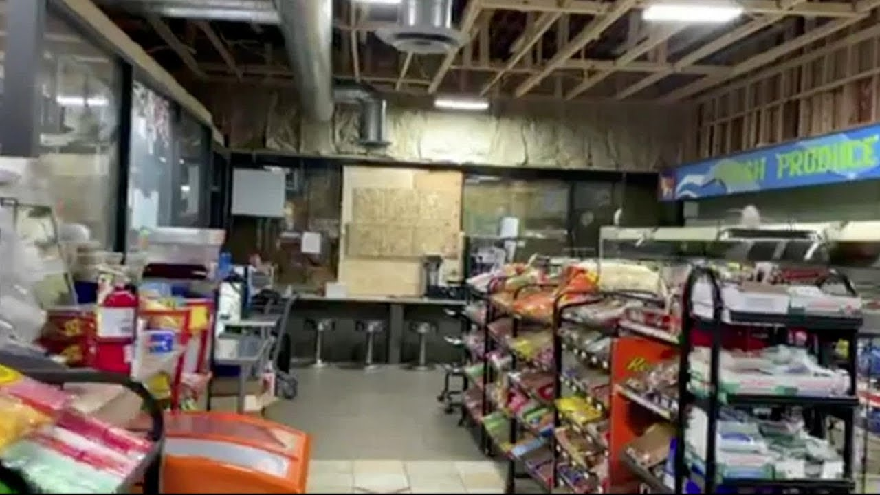 Inside the Store That Called Police on George Floyd