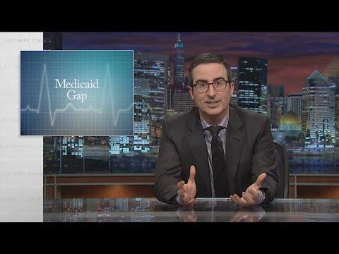 Medicaid Gap: Last Week Tonight with John Oliver (HBO)