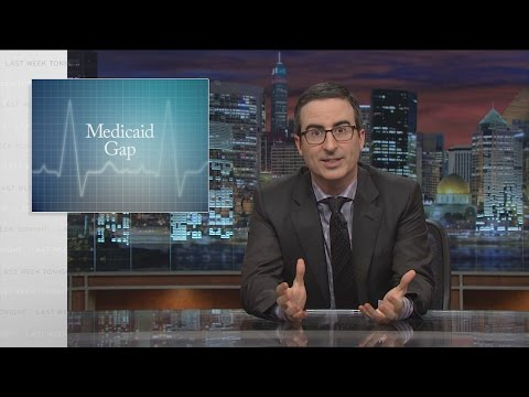 Medicaid Gap: Last Week Tonight with John Oliver (HBO)