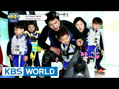 The Return of Superman - The Triplets Special Ep.22 [ENG/中文字幕/2017.10.06]