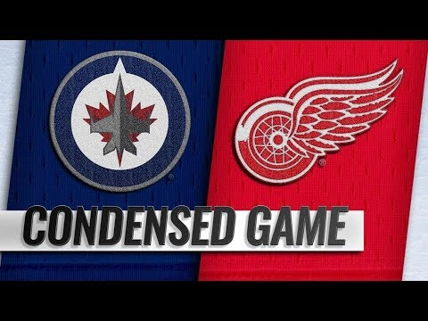 Winnipeg Jets vs Detroit Red Wings | Oct.26, 2018 | Game Highlights | NHL 2018/19 | Обзор Матча