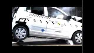 Crash test KIA Picanto 2004
