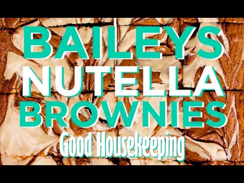 These Nutella and Baileys Cheesecake Brownies might just be the greatest things ever baked | The Irish Post