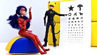 Леди Баг и Супер-Кот: проверяем зрение ЛедиБаг