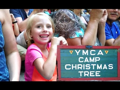 YMCA Camp Christmas Tree 2016 Minnesota - YMCA Camp Christmas Tree 2016 Minnesota - YouTube