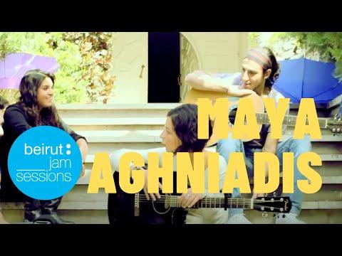 Maya Aghniadis - Just like you   Beirut Jam Sessions