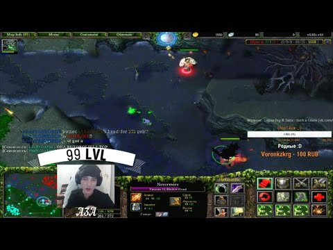 Игрок 99 LVL на СФ
