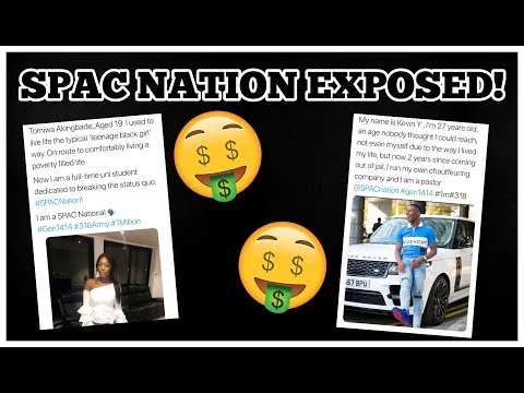 SPAC NATION CULT EXPOSED!