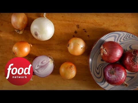 How To Slice, Dice And Mince Onions Like A Pro | Food Network