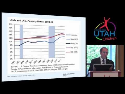 Intergenerational Poverty in Utah - What the Data Tells Us