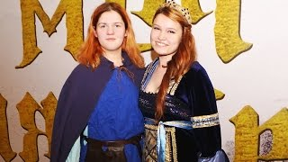 Премьера фильма Меч Короля Артура (King Arthur: Legend Of The Sword Premiere)